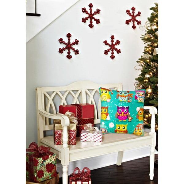 Vankúš s výplňou Christmas V36, 45 x 45 cm