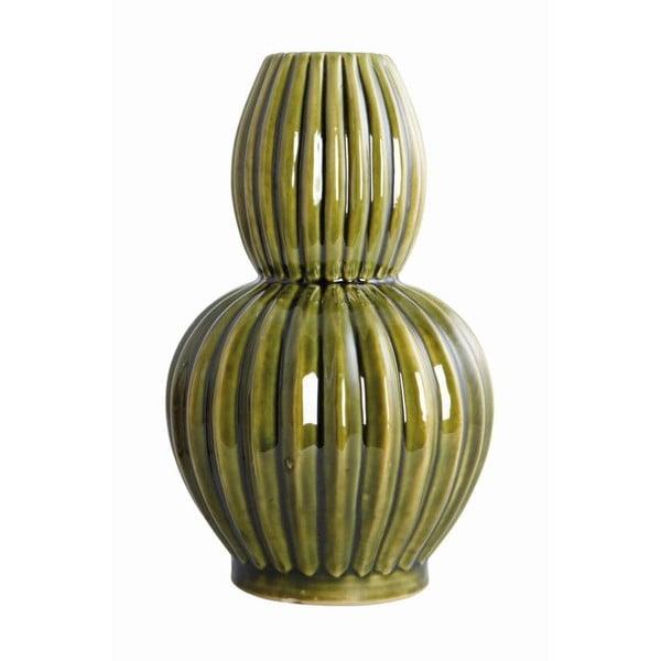 Váza Wave Anglia Green