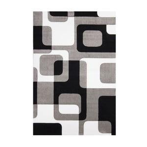 Koberec Melusine 441 Black, 80x150 cm