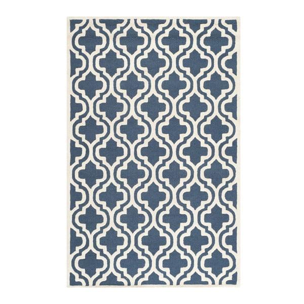 Vlnený koberec Lola, 121x182 cm