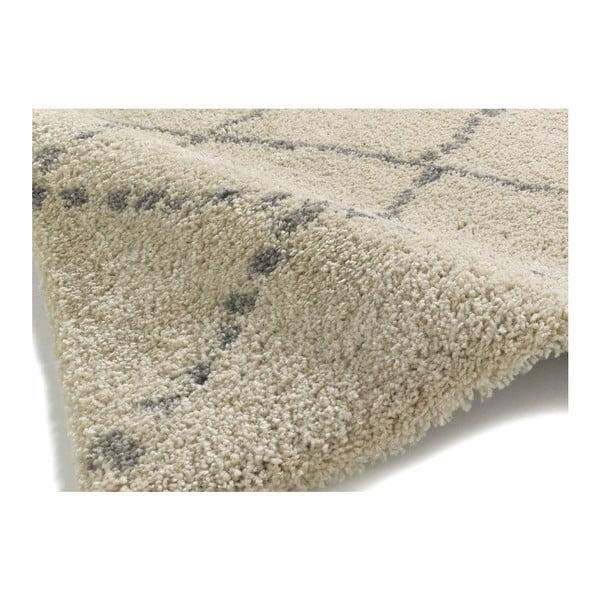 Sivo-krémový koberec Think Rugs Royal Nomadic Cream & Grey, 120×170 cm