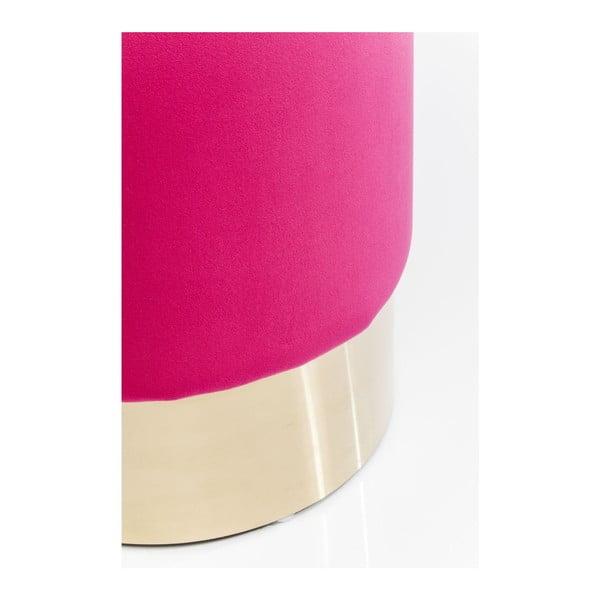 Ružová stolička Kare Design Cherry