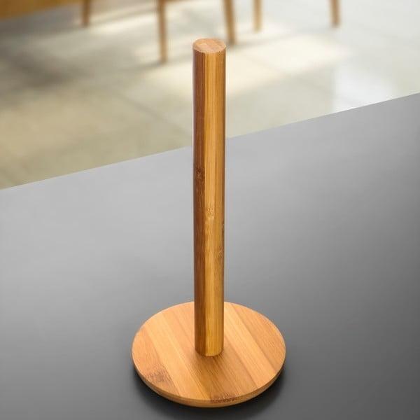 Bambusový stojan na kuchynské utierky Laisy