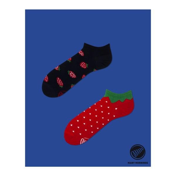 Ponožky Many Mornings Strawberries Low, veľ.35/38