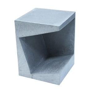 Knižnica Cube Terrazzo