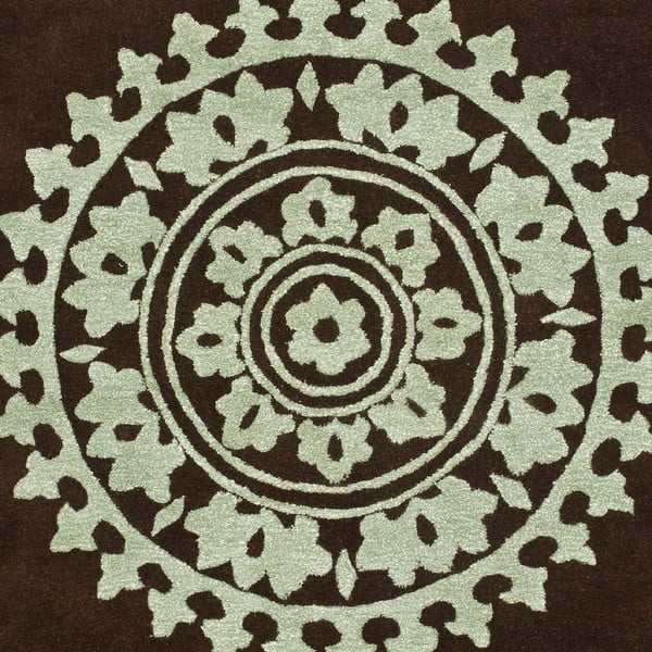 Vlnený koberec Cleo, 152x243 cm