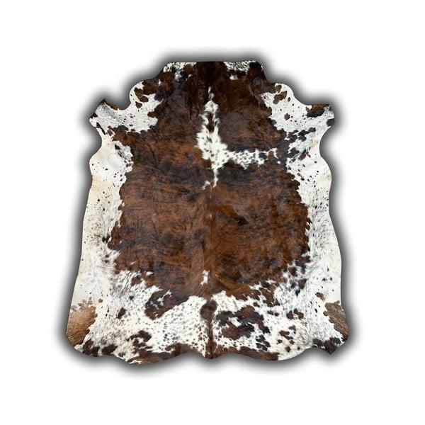 Kožená predložka Pipsa Normand Cow, 210×220cm