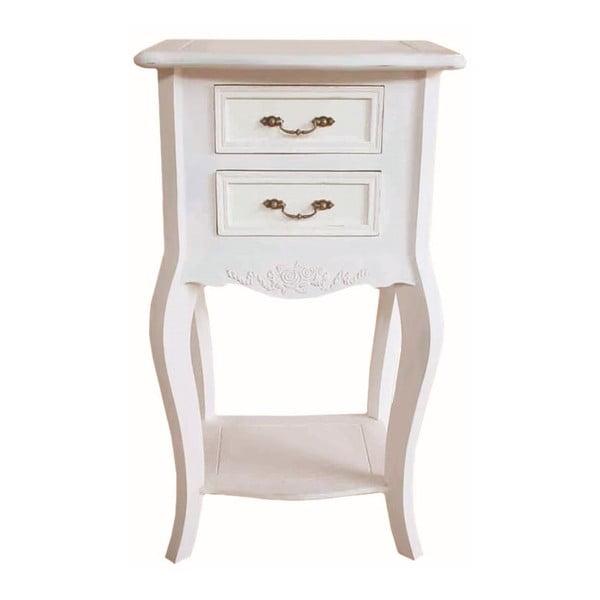 Odkládací stolík Vichy, 32x40x73 cm