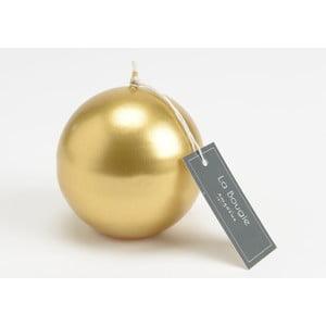Sviečka Gold Sphere