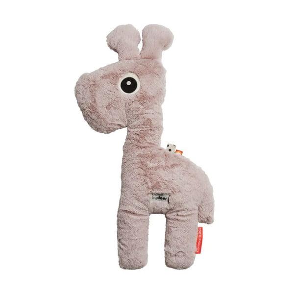 Veľká ružová hračka na maznanie Done by Deer