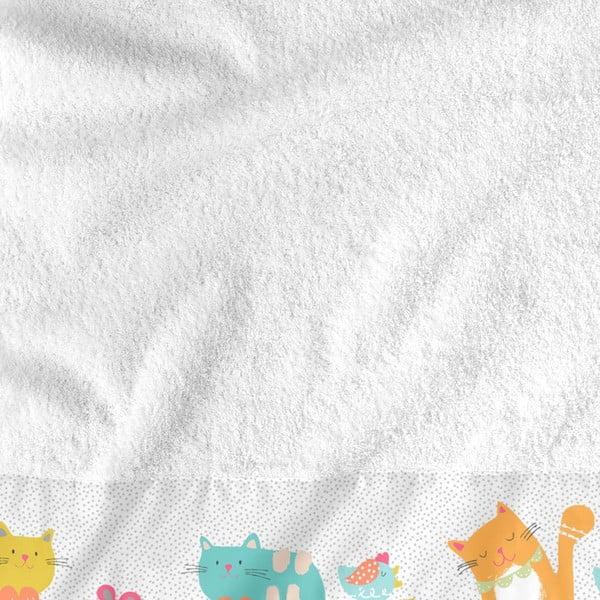 Sada 2 detských osušiek Moshi Moshi Cat & Mouse