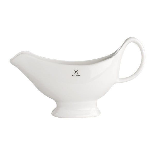 Porcelánová misa na omáčku KJ Collection Bianco, 300 ml