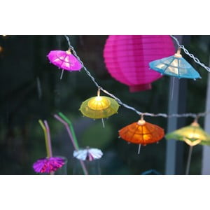 Osvetlenie Umbrellas
