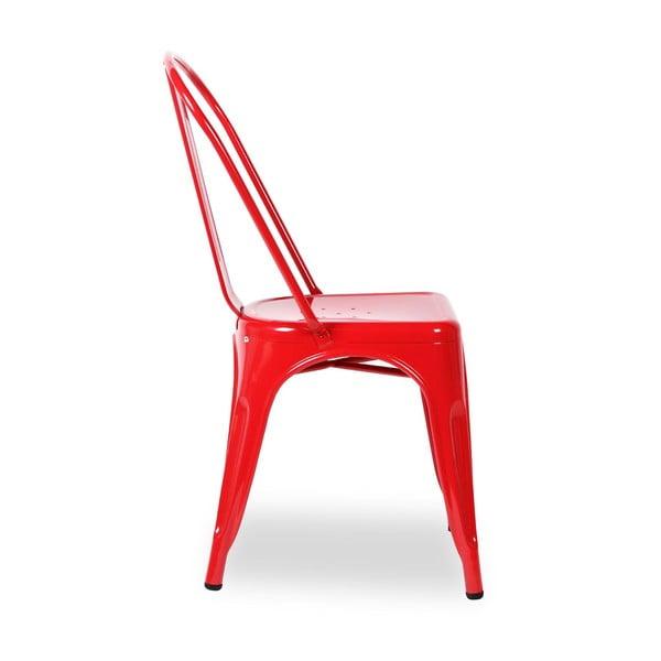 Stolička Terek Red