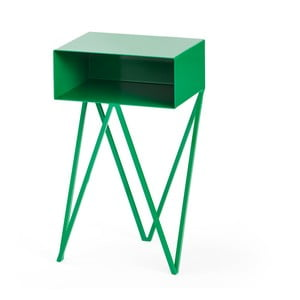 Zelený nočný stolík &New Mini Robot