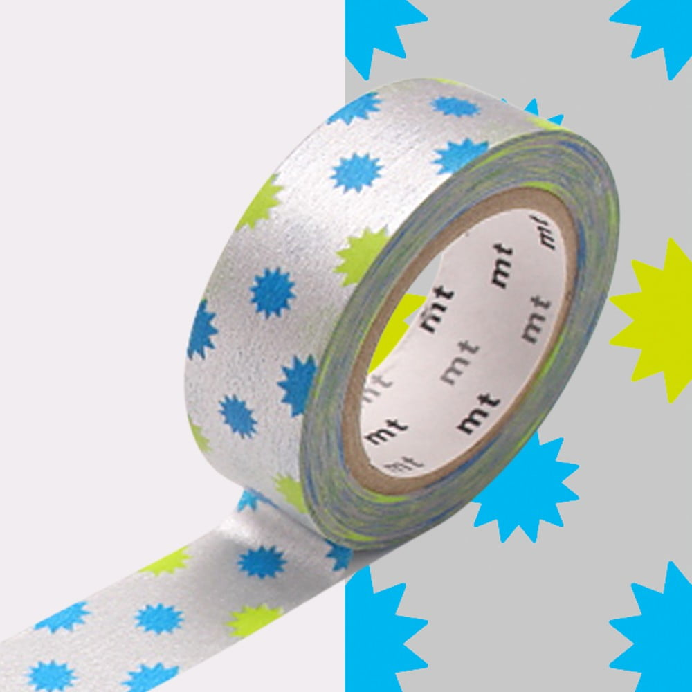 Washi páska MT Masking Tape Albertine, návin 10 m
