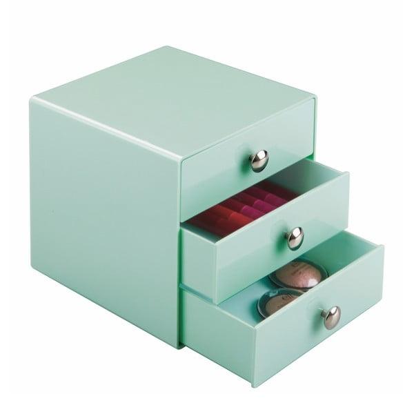 Zelené zásuvky InterDesign