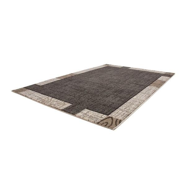 Koberec Balance 120x170 cm, strieborný