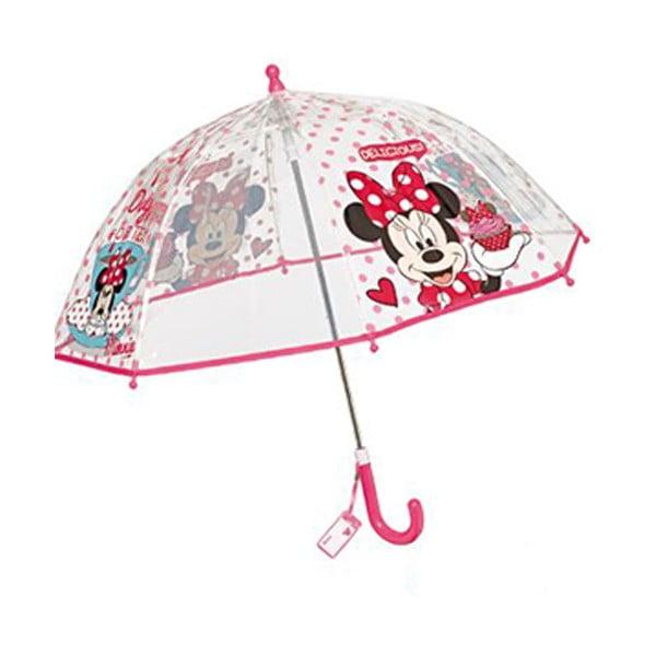Detský dáždnik Minni Rose