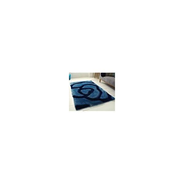 Koberec Noble House Blue, 80x150 cm