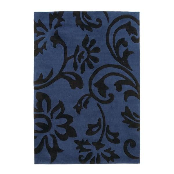 Koberec Asiatic Carpets Eden Midnight, 120x180 cm