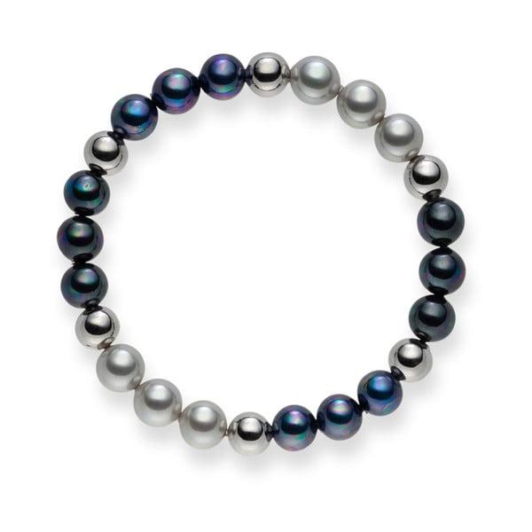 Perlový náramok Nova Pearls Copenhagen Nyx