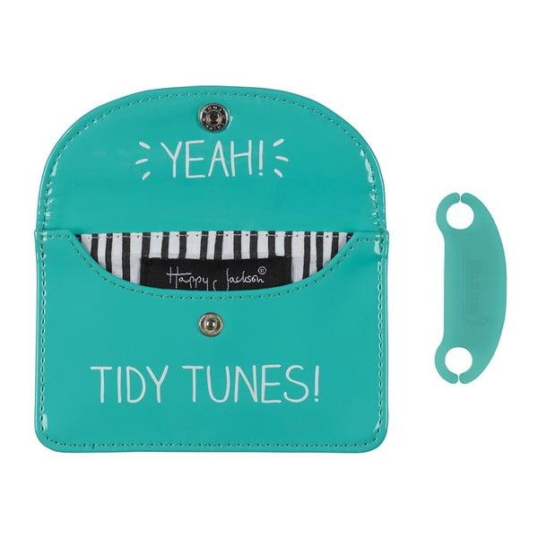 Obal na slúchadlá Happy Jackson Tidy Tunes