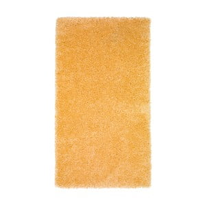 Žltý koberec Universal Aqua, 57 × 110 cm