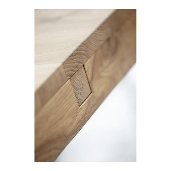 Jedálenský stôl Doux, 240x100x76 cm