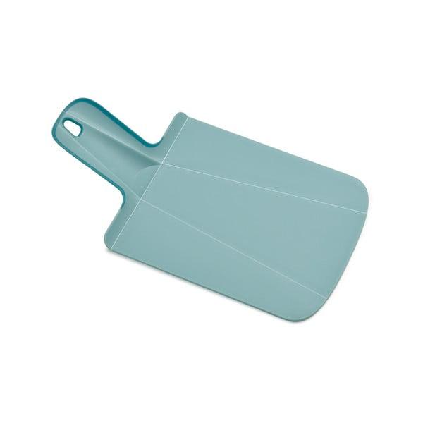 Skladacie doska na krájanie Chop2Pot, mini, modrá