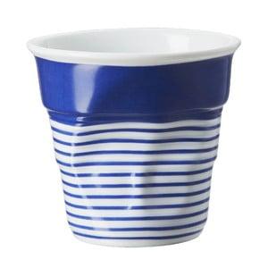 Pohárik  na cappuccino Froisses 18 cl, modro-biely