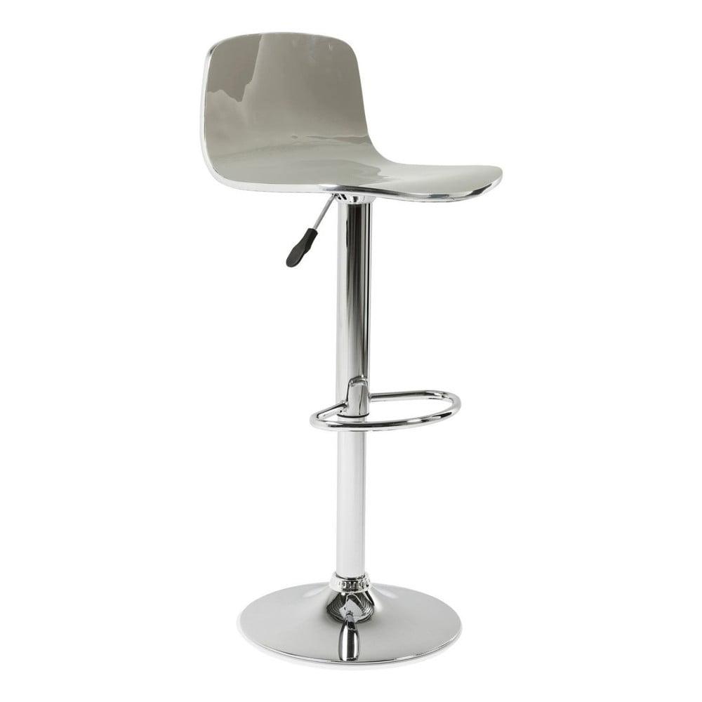 Sada 2 sivých barových stoličiek Kare Design Dimensionale