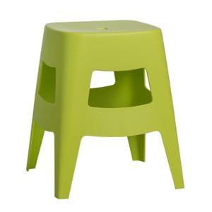 Stolička D2 Tower, zelená