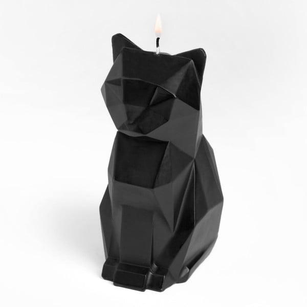 Čierna sviečka Pyropet Kisa