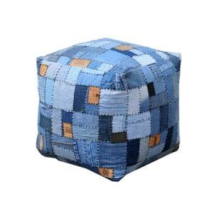 Modrý puf Fuhrhome Amarillo