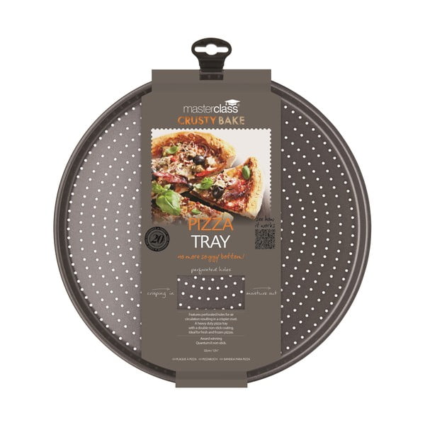 Nepriľnavý plech na pizzu Kitchen Craft