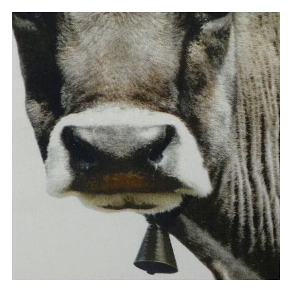 Vankúš Swiss Cow 50x50 cm