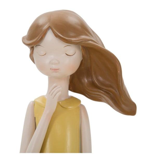 Dekoratívna soška v tvare bábiky Mauro Ferretti Dolly, výška 30 cm