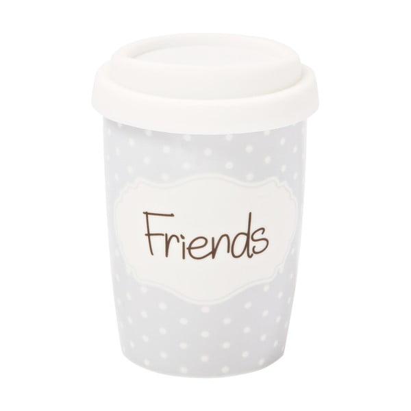 Menší cestovný hrnček Friends