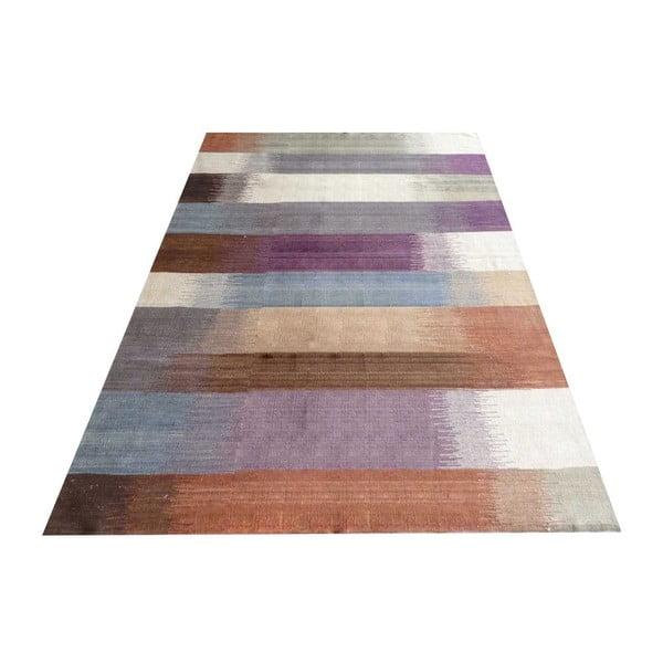 Ručne tkaný koberec Kilim D 180, 140x200 cm