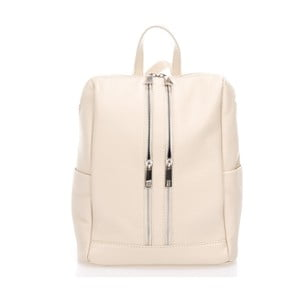 Krémový batoh Markes Cipria
