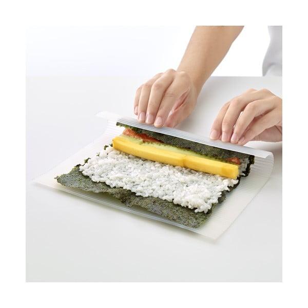 Sada 8 silikónových podložiek na výrobu sushi Lékué