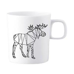 Porcelánový hrnček We Love Home Origami Deer