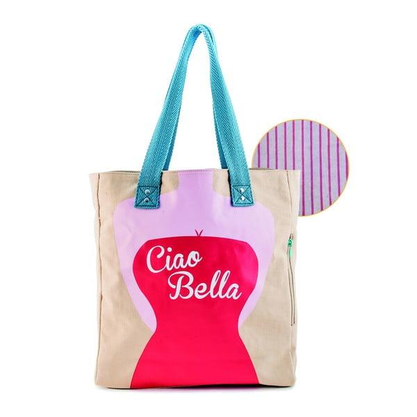 Plátenná taška Bella