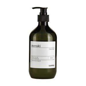 Obnovujúci šampón Meraki Linen Dew, 500 ml