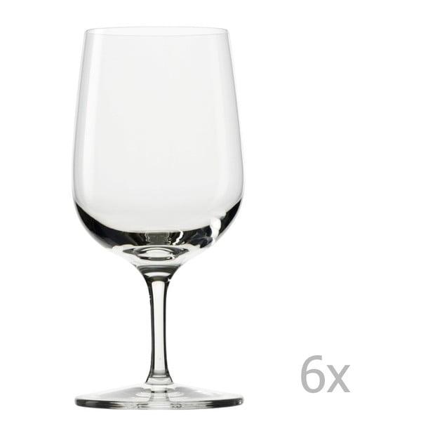 Sada 6 pohárov Stölzle Lausitz Grandezza Mineral, 340ml