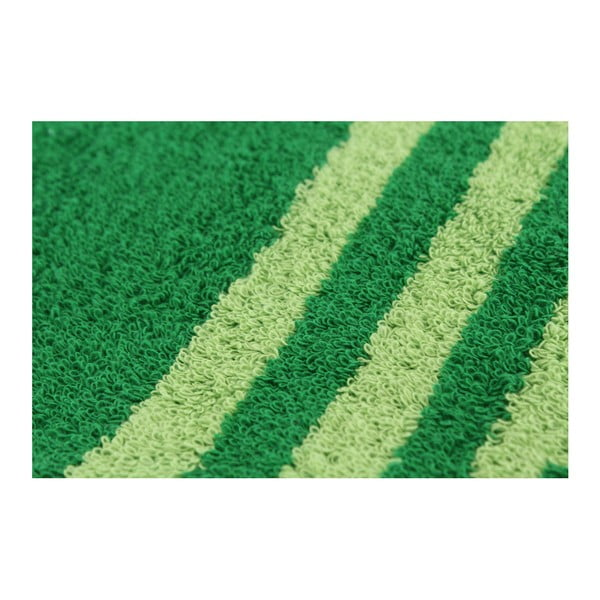 Sada 2 osušiek Capri Grass Green, 70x140 cm