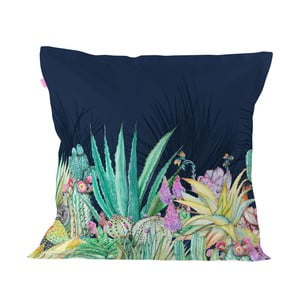 Bavlnená obliečka na vankúš Happy Friday Pillow Cover Cactus, 60 × 60 cm