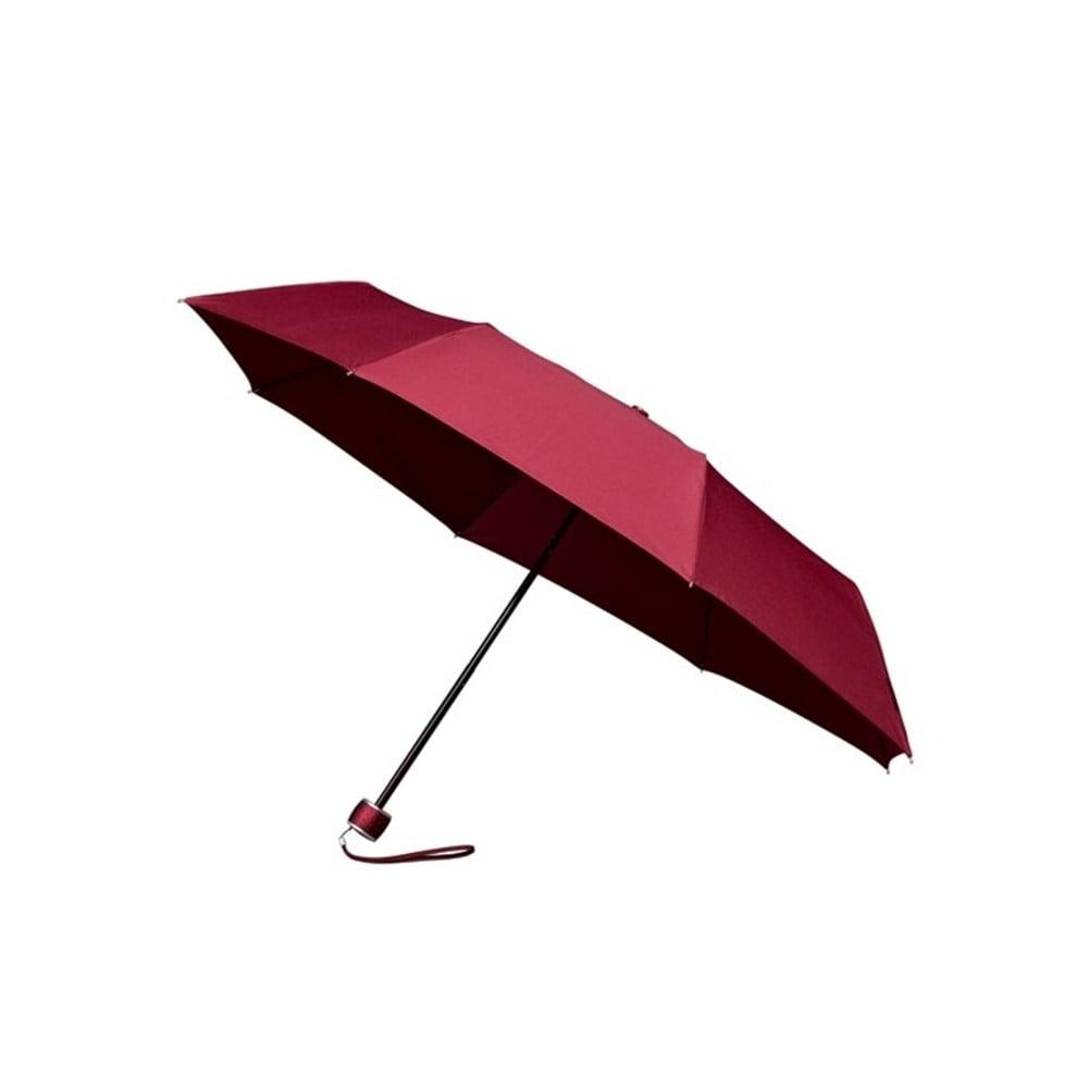 Vínovočervený skladací dáždnik Mini-Max Wine
