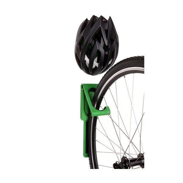 Dizajnový držiak na bicykel Endo, čierny